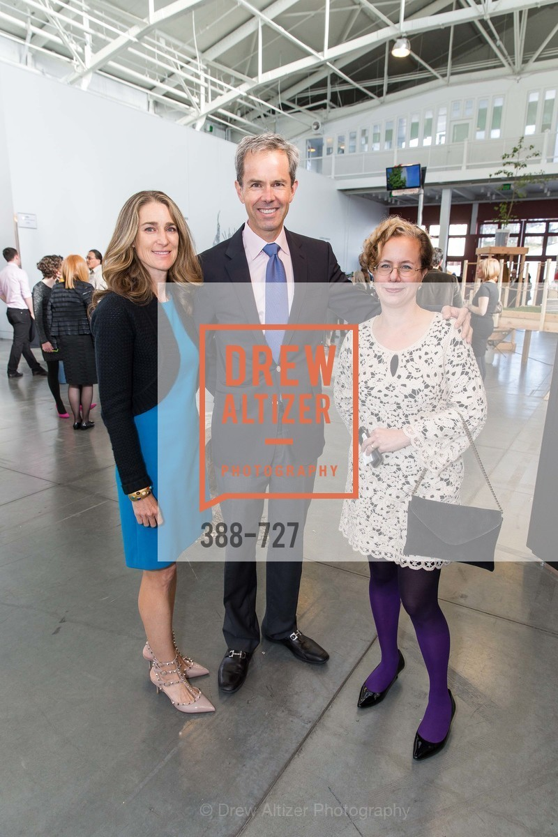 Katie Kern, Jay Kern, Rachel Schreiber, SAN FRANCISCO ART INSTITUTE Gala Honoring Art Visionary and Advocate ROSELYNE CHROMAN SWIG, US, May 14th, 2015,Drew Altizer, Drew Altizer Photography, full-service agency, private events, San Francisco photographer, photographer california