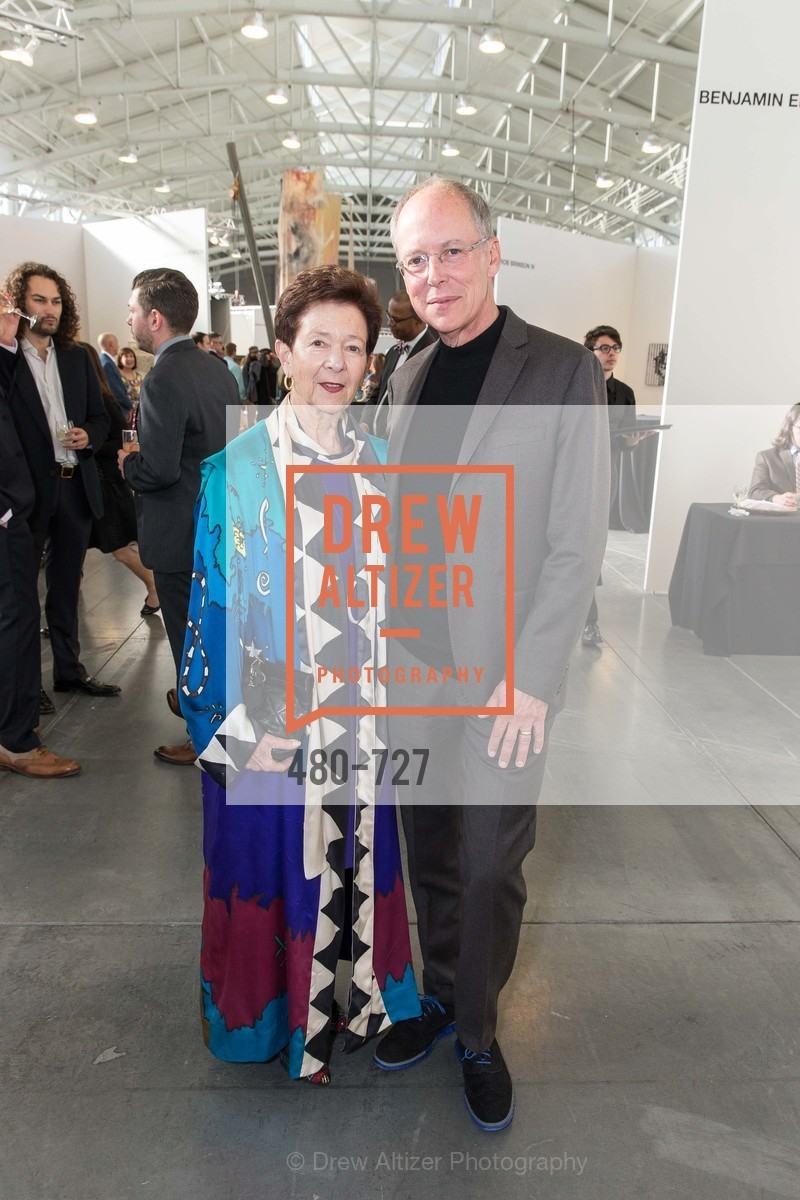 Cissie Swig, Charles Desmarais, SAN FRANCISCO ART INSTITUTE Gala Honoring Art Visionary and Advocate ROSELYNE CHROMAN SWIG, US, May 14th, 2015,Drew Altizer, Drew Altizer Photography, full-service agency, private events, San Francisco photographer, photographer california