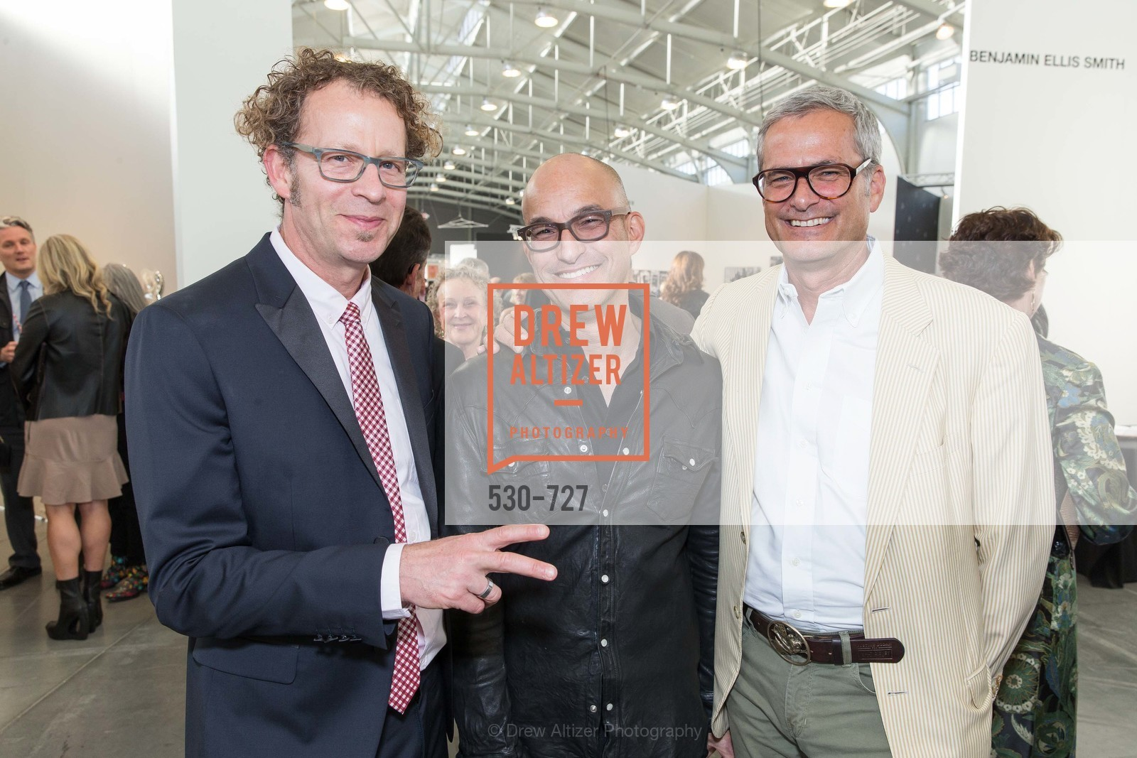 Ken Goldberg, Eric McDougall, Mark Ritchie, SAN FRANCISCO ART INSTITUTE Gala Honoring Art Visionary and Advocate ROSELYNE CHROMAN SWIG, US, May 13th, 2015,Drew Altizer, Drew Altizer Photography, full-service agency, private events, San Francisco photographer, photographer california