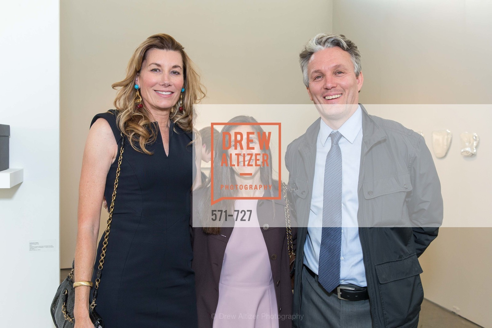 Susan Dunlevy, Lisa Podos, Julian Cox, SAN FRANCISCO ART INSTITUTE Gala Honoring Art Visionary and Advocate ROSELYNE CHROMAN SWIG, US, May 13th, 2015,Drew Altizer, Drew Altizer Photography, full-service agency, private events, San Francisco photographer, photographer california