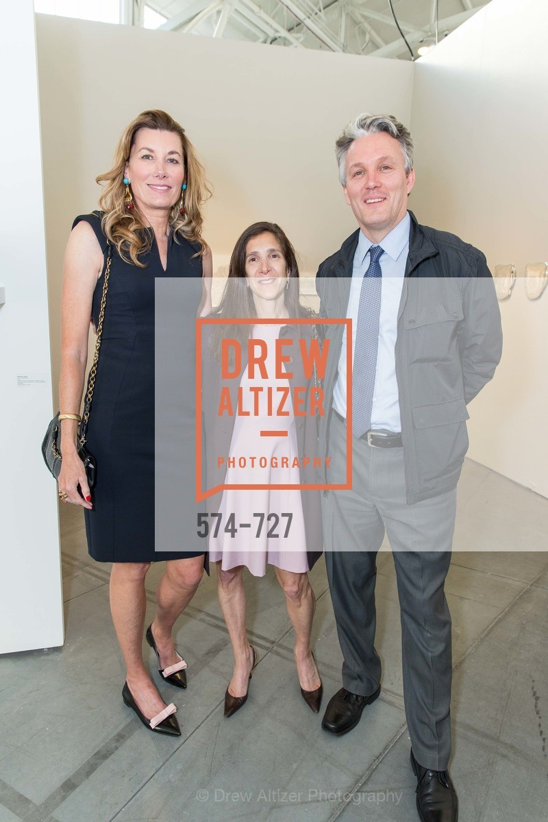Susan Dunlevy, Lisa Podos, Julian Cox, SAN FRANCISCO ART INSTITUTE Gala Honoring Art Visionary and Advocate ROSELYNE CHROMAN SWIG, US, May 14th, 2015,Drew Altizer, Drew Altizer Photography, full-service agency, private events, San Francisco photographer, photographer california