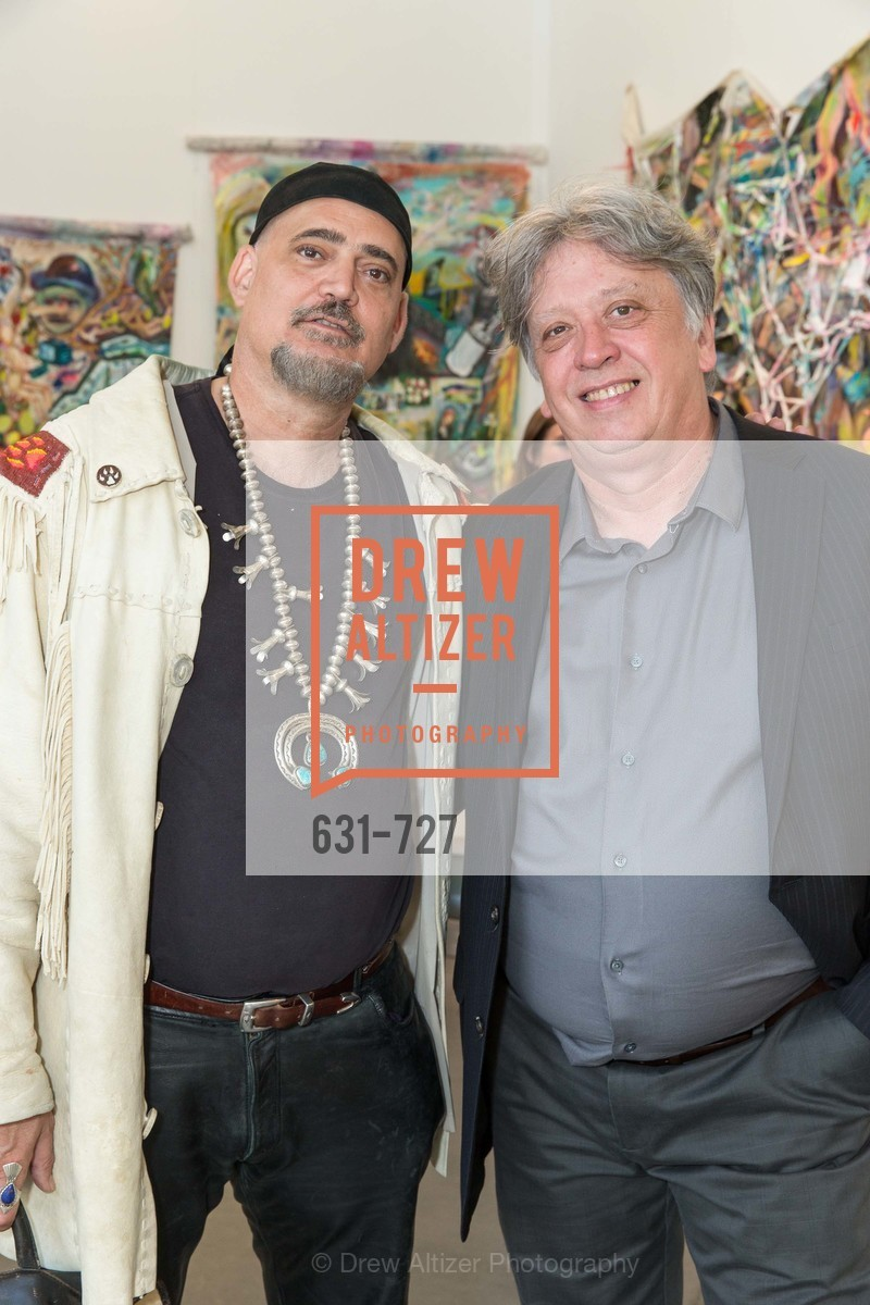 Christopher Coppola, Jerry Elkins, SAN FRANCISCO ART INSTITUTE Gala Honoring Art Visionary and Advocate ROSELYNE CHROMAN SWIG, US, May 13th, 2015,Drew Altizer, Drew Altizer Photography, full-service agency, private events, San Francisco photographer, photographer california