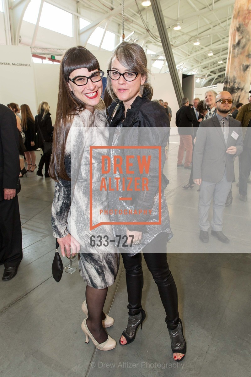 Nicole Archer, Jennifer Rissler, SAN FRANCISCO ART INSTITUTE Gala Honoring Art Visionary and Advocate ROSELYNE CHROMAN SWIG, US, May 14th, 2015,Drew Altizer, Drew Altizer Photography, full-service agency, private events, San Francisco photographer, photographer california