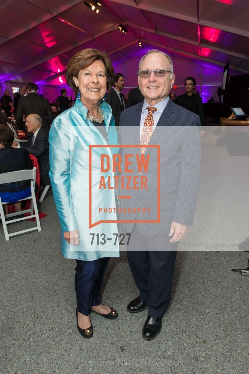 Mary Robinson, Andrew Belschner, SAN FRANCISCO ART INSTITUTE Gala Honoring Art Visionary and Advocate ROSELYNE CHROMAN SWIG, US, May 13th, 2015,Drew Altizer, Drew Altizer Photography, full-service agency, private events, San Francisco photographer, photographer california