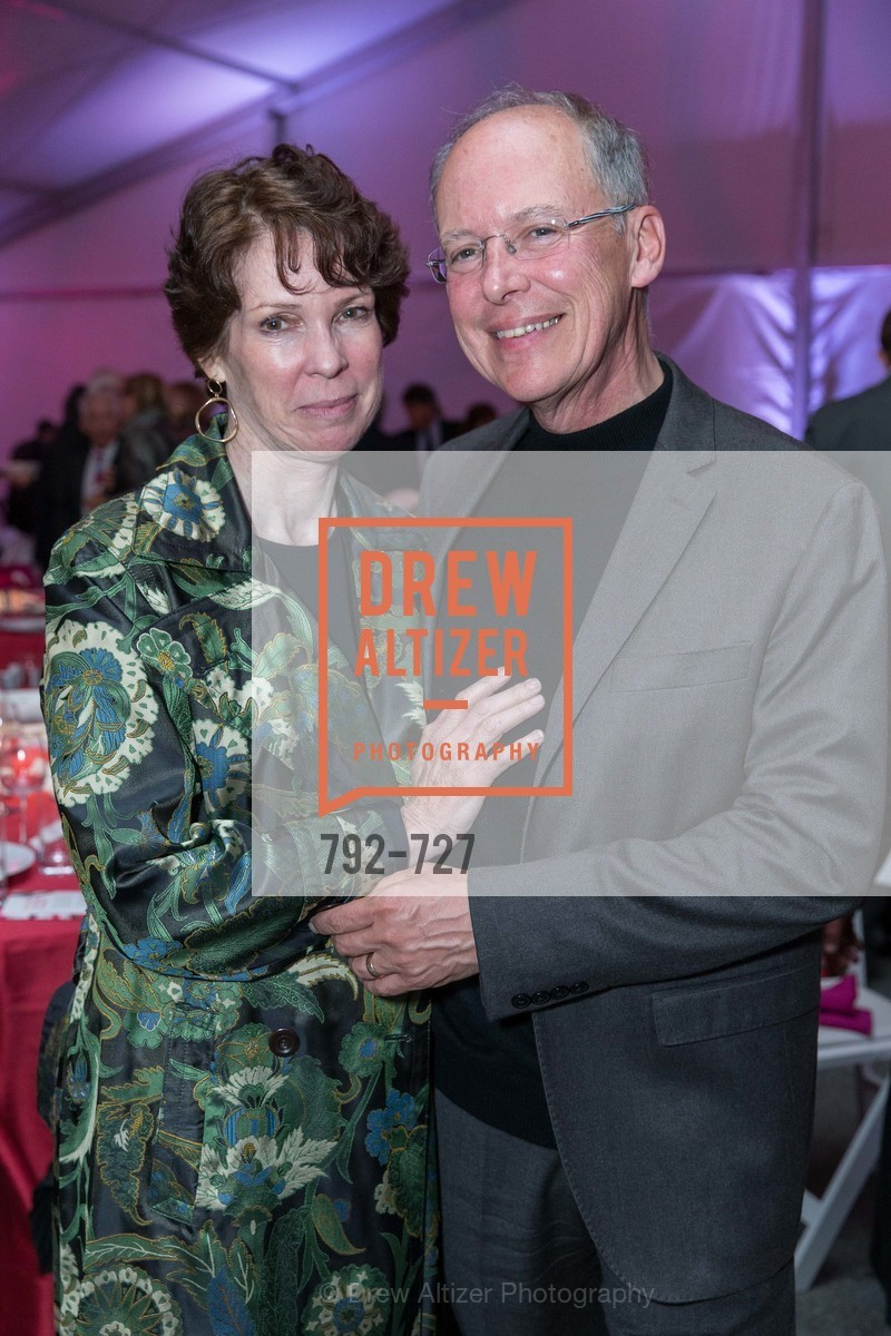 Kitty Morgan, Charles Desmarais, SAN FRANCISCO ART INSTITUTE Gala Honoring Art Visionary and Advocate ROSELYNE CHROMAN SWIG, US, May 14th, 2015,Drew Altizer, Drew Altizer Photography, full-service agency, private events, San Francisco photographer, photographer california