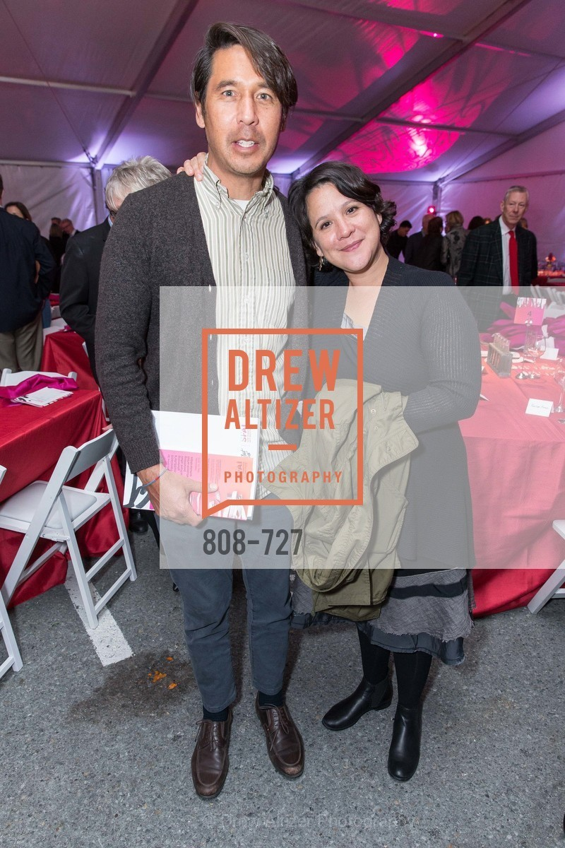 Barry McGee, Clare Rojas, SAN FRANCISCO ART INSTITUTE Gala Honoring Art Visionary and Advocate ROSELYNE CHROMAN SWIG, US, May 13th, 2015,Drew Altizer, Drew Altizer Photography, full-service agency, private events, San Francisco photographer, photographer california