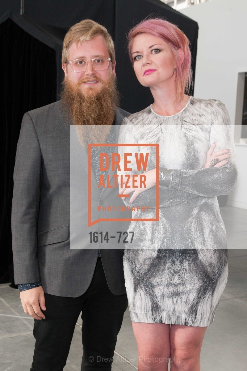Jared Weiss, Christina Noren, SAN FRANCISCO ART INSTITUTE Gala Honoring Art Visionary and Advocate ROSELYNE CHROMAN SWIG, US, May 14th, 2015,Drew Altizer, Drew Altizer Photography, full-service agency, private events, San Francisco photographer, photographer california