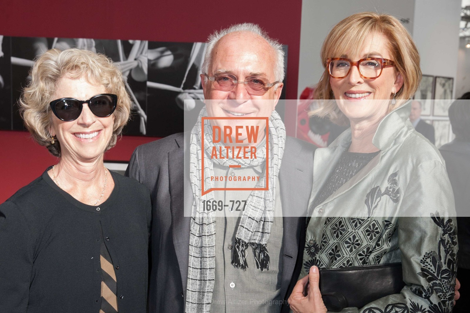 Pegan Brooke, Tim Mott, Pamela Reichs, SAN FRANCISCO ART INSTITUTE Gala Honoring Art Visionary and Advocate ROSELYNE CHROMAN SWIG, US, May 13th, 2015,Drew Altizer, Drew Altizer Photography, full-service agency, private events, San Francisco photographer, photographer california