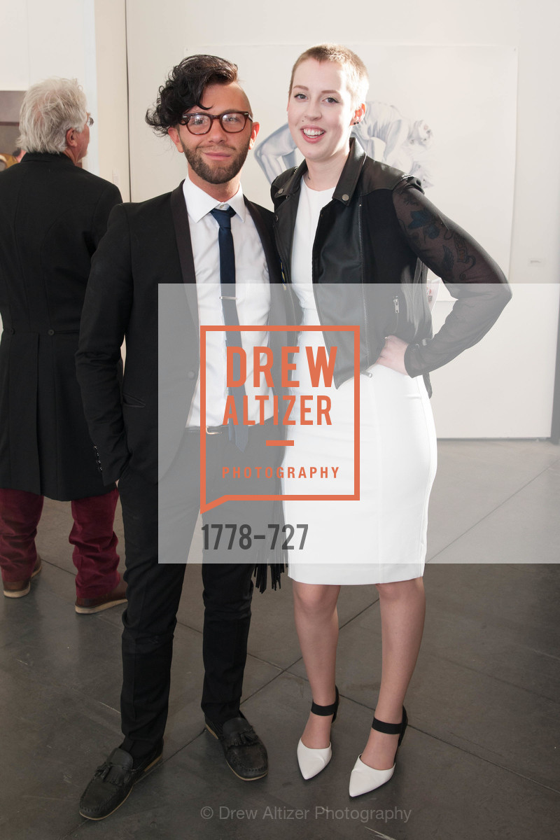Aaron David Kissman, Anna Garsky, SAN FRANCISCO ART INSTITUTE Gala Honoring Art Visionary and Advocate ROSELYNE CHROMAN SWIG, US, May 14th, 2015,Drew Altizer, Drew Altizer Photography, full-service agency, private events, San Francisco photographer, photographer california