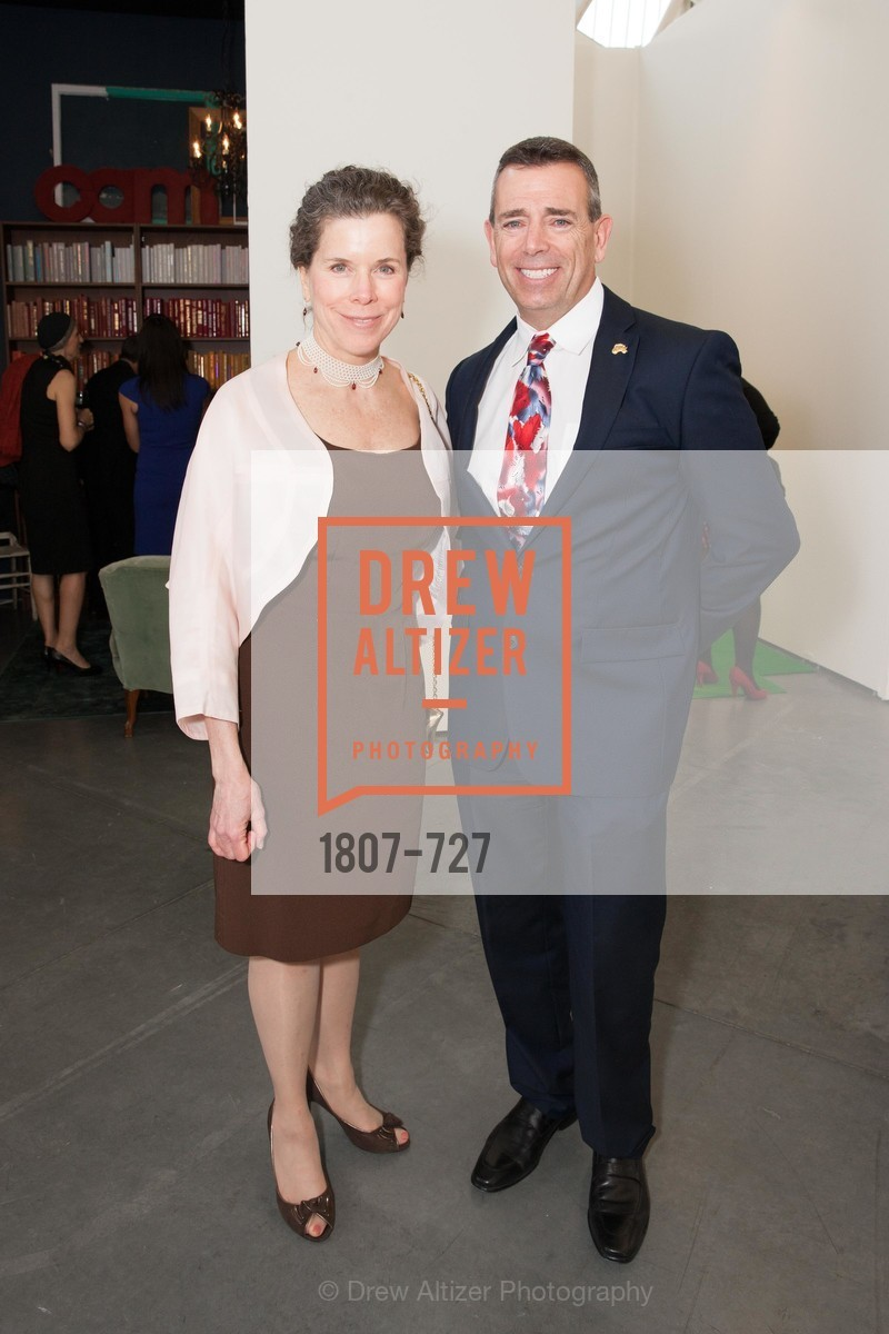 Ruth Ellen Miller, Greg Morgan, SAN FRANCISCO ART INSTITUTE Gala Honoring Art Visionary and Advocate ROSELYNE CHROMAN SWIG, US, May 13th, 2015,Drew Altizer, Drew Altizer Photography, full-service agency, private events, San Francisco photographer, photographer california