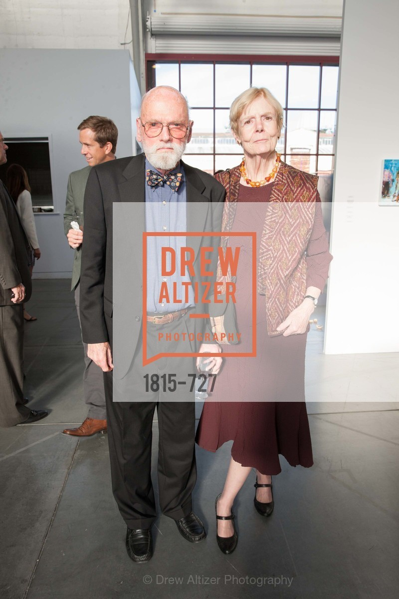 Robert Bechtle, Whitney Chadwick, SAN FRANCISCO ART INSTITUTE Gala Honoring Art Visionary and Advocate ROSELYNE CHROMAN SWIG, US, May 13th, 2015,Drew Altizer, Drew Altizer Photography, full-service agency, private events, San Francisco photographer, photographer california
