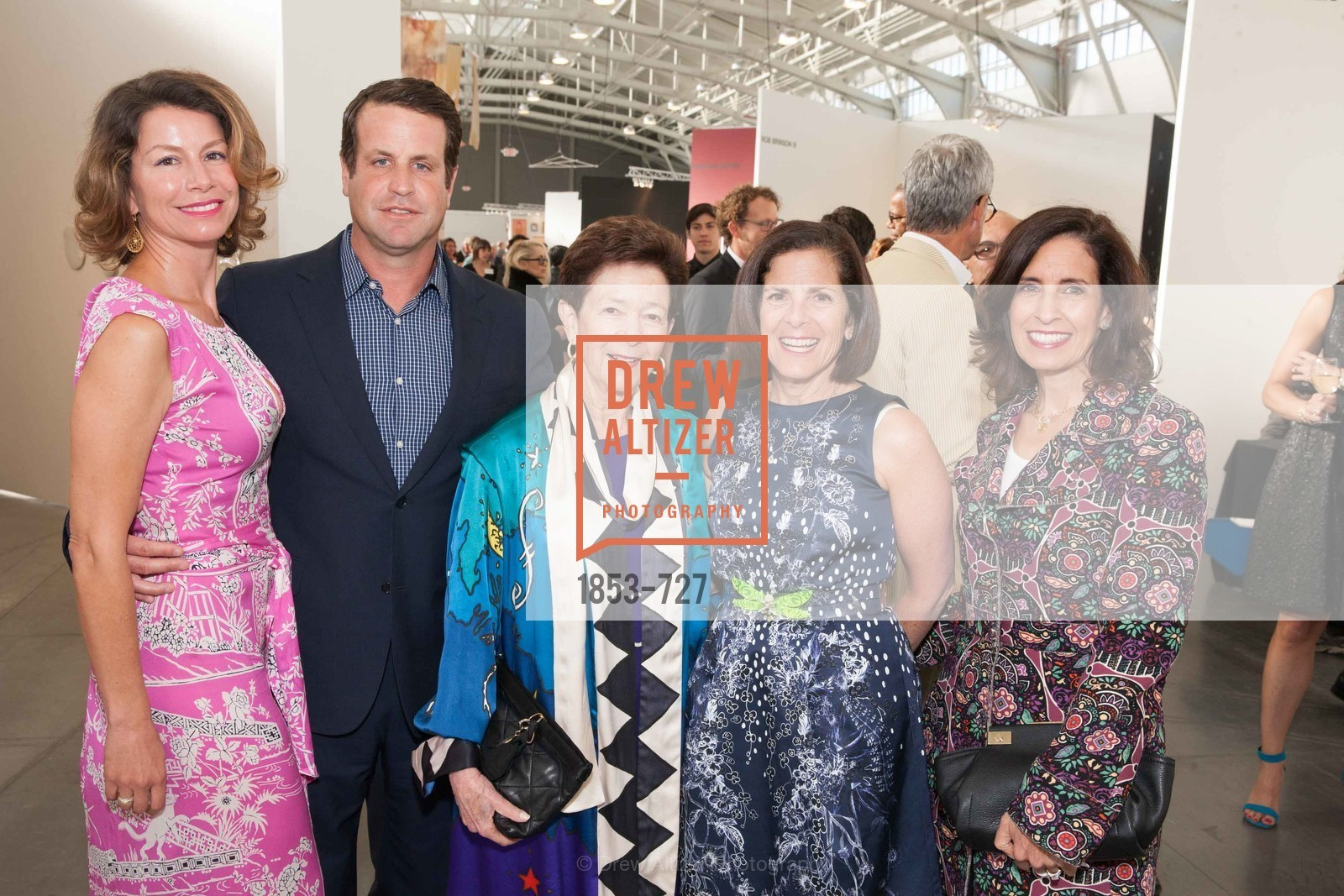 Simone LaCorte, Nick Heldfond, Cissie Swig, Marjorie Swig, Darian Swig, SAN FRANCISCO ART INSTITUTE Gala Honoring Art Visionary and Advocate ROSELYNE CHROMAN SWIG, US, May 13th, 2015,Drew Altizer, Drew Altizer Photography, full-service agency, private events, San Francisco photographer, photographer california