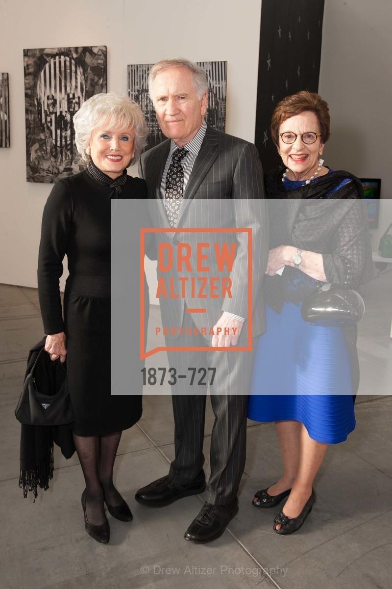 Barbara Kaufman, Ron Kaufman, Sissel Mayback, SAN FRANCISCO ART INSTITUTE Gala Honoring Art Visionary and Advocate ROSELYNE CHROMAN SWIG, US, May 14th, 2015,Drew Altizer, Drew Altizer Photography, full-service agency, private events, San Francisco photographer, photographer california