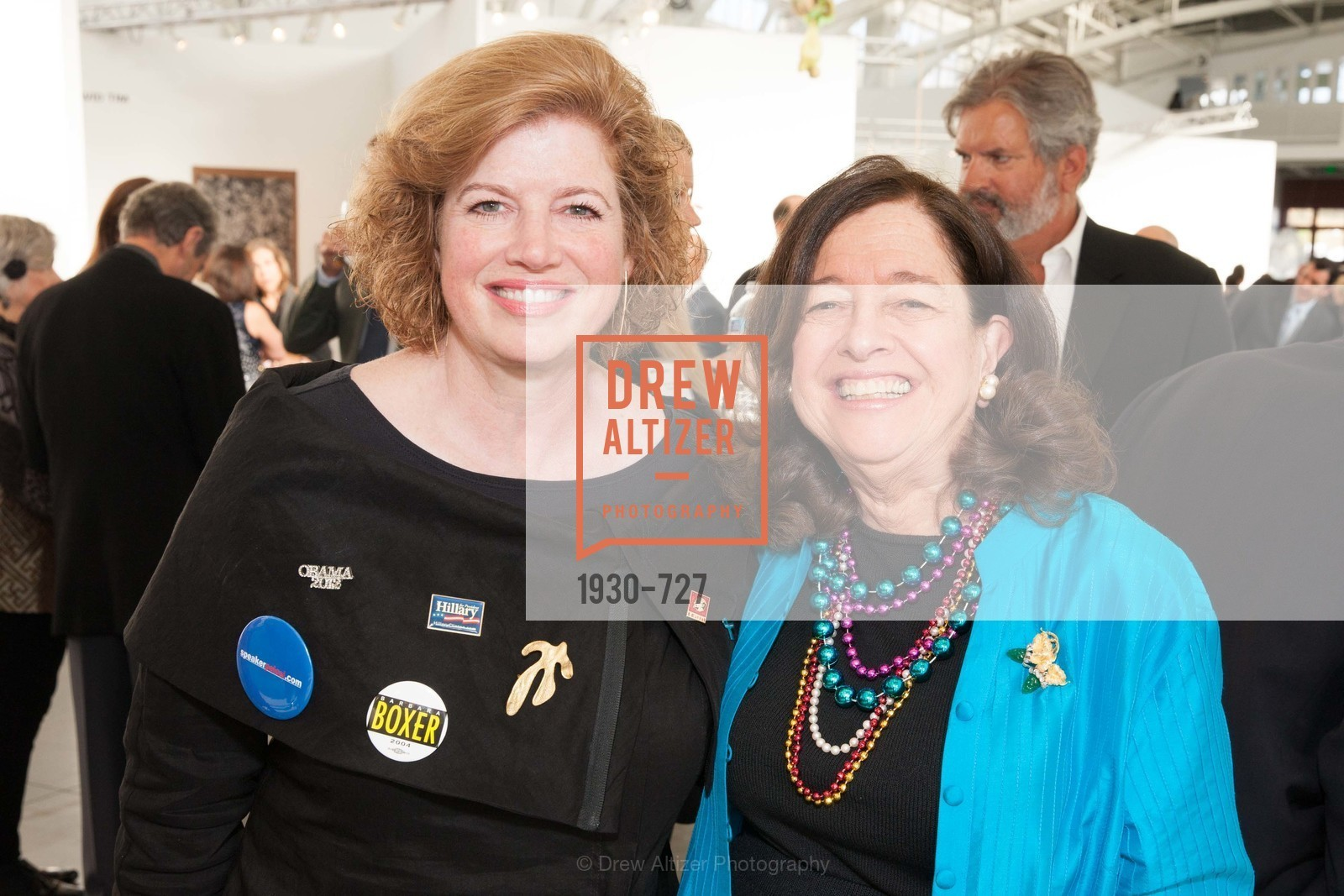 Noelle Leca, Lenny Eccles, SAN FRANCISCO ART INSTITUTE Gala Honoring Art Visionary and Advocate ROSELYNE CHROMAN SWIG, US, May 14th, 2015,Drew Altizer, Drew Altizer Photography, full-service agency, private events, San Francisco photographer, photographer california
