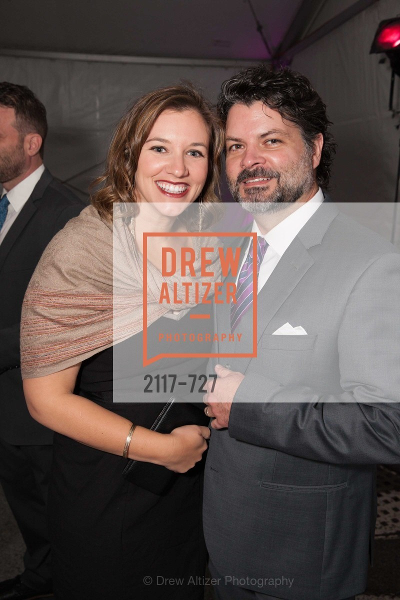 Denise Dolwell, Brad Plummer, SAN FRANCISCO ART INSTITUTE Gala Honoring Art Visionary and Advocate ROSELYNE CHROMAN SWIG, US, May 14th, 2015,Drew Altizer, Drew Altizer Photography, full-service agency, private events, San Francisco photographer, photographer california