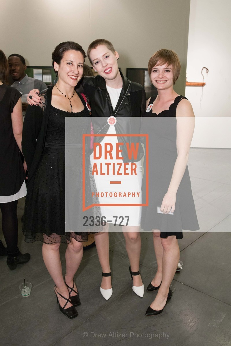 Shannon Russell, Anna Garsky, Katherine Vetney, SAN FRANCISCO ART INSTITUTE Gala Honoring Art Visionary and Advocate ROSELYNE CHROMAN SWIG, US, May 14th, 2015,Drew Altizer, Drew Altizer Photography, full-service agency, private events, San Francisco photographer, photographer california