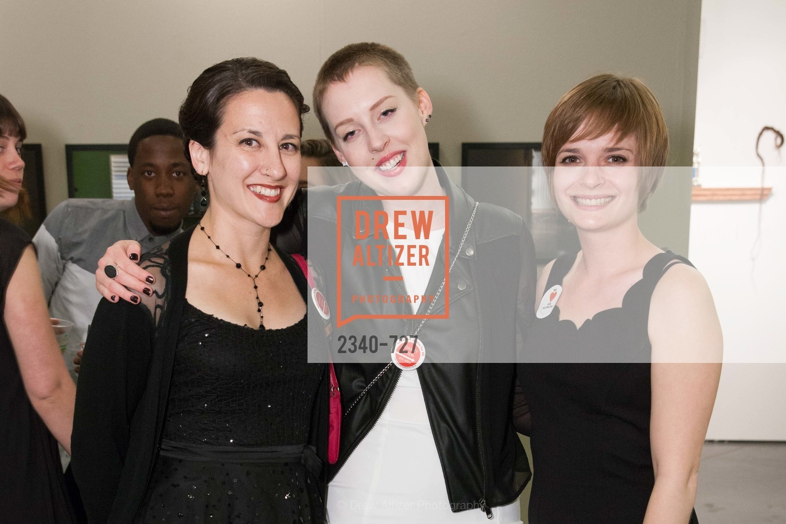 Shannon Russell, Anna Garsky, Katherine Vetney, SAN FRANCISCO ART INSTITUTE Gala Honoring Art Visionary and Advocate ROSELYNE CHROMAN SWIG, US, May 13th, 2015,Drew Altizer, Drew Altizer Photography, full-service agency, private events, San Francisco photographer, photographer california
