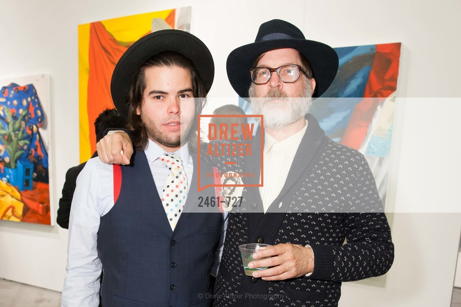 Alan Franco, Keith Bode, SAN FRANCISCO ART INSTITUTE Gala Honoring Art Visionary and Advocate ROSELYNE CHROMAN SWIG, US, May 14th, 2015,Drew Altizer, Drew Altizer Photography, full-service agency, private events, San Francisco photographer, photographer california