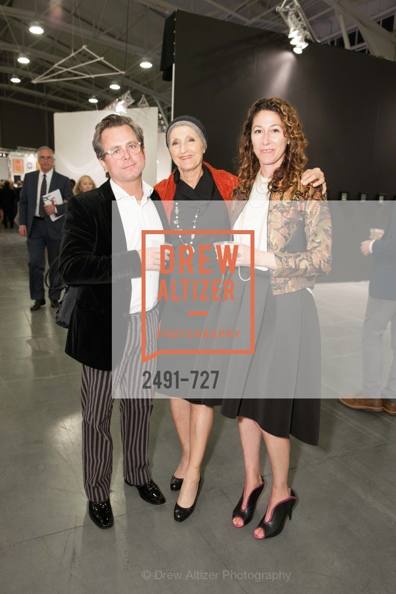 Chris Franklin, Lydia Cisco, Rose Titcomb, SAN FRANCISCO ART INSTITUTE Gala Honoring Art Visionary and Advocate ROSELYNE CHROMAN SWIG, US, May 14th, 2015,Drew Altizer, Drew Altizer Photography, full-service agency, private events, San Francisco photographer, photographer california