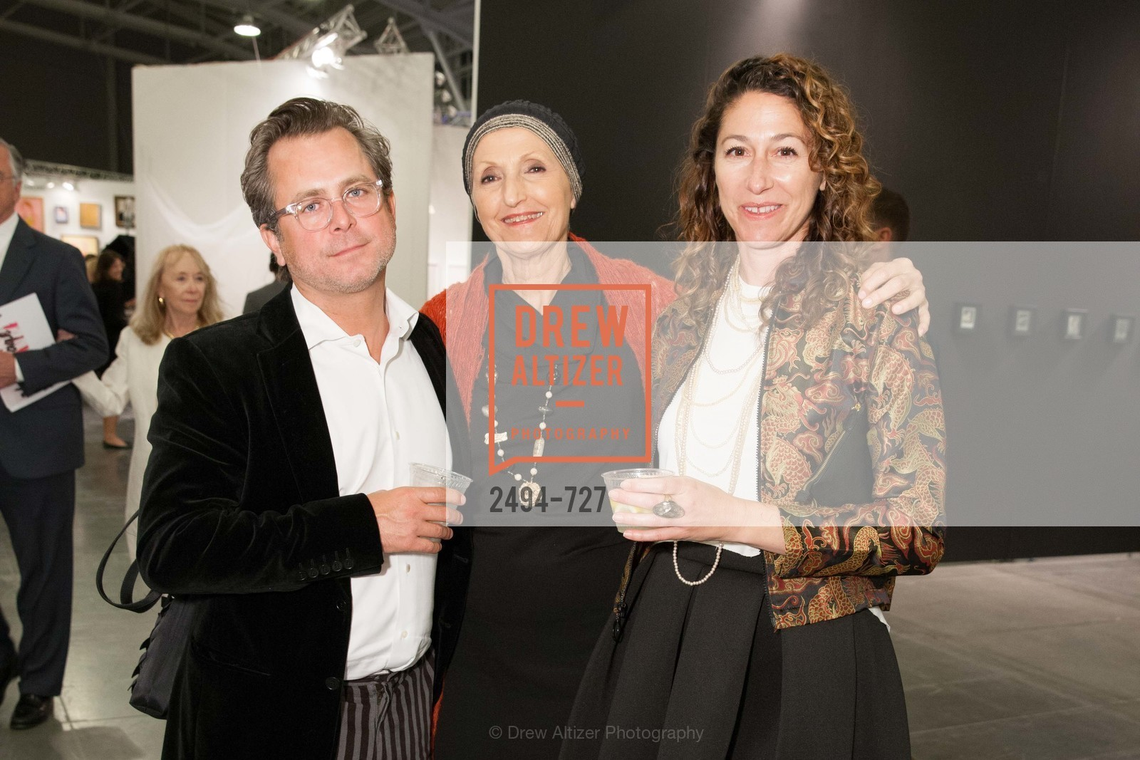 Chris Franklin, Lydia Cisco, Rose Titcomb, SAN FRANCISCO ART INSTITUTE Gala Honoring Art Visionary and Advocate ROSELYNE CHROMAN SWIG, US, May 13th, 2015,Drew Altizer, Drew Altizer Photography, full-service agency, private events, San Francisco photographer, photographer california