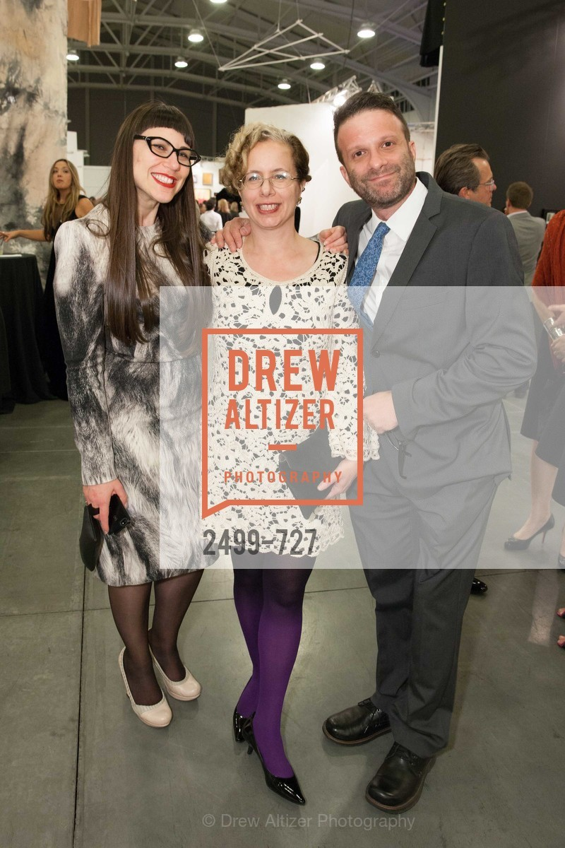 Nicole Archer, Rachel Schreiber, David Gibson, SAN FRANCISCO ART INSTITUTE Gala Honoring Art Visionary and Advocate ROSELYNE CHROMAN SWIG, US, May 14th, 2015,Drew Altizer, Drew Altizer Photography, full-service agency, private events, San Francisco photographer, photographer california