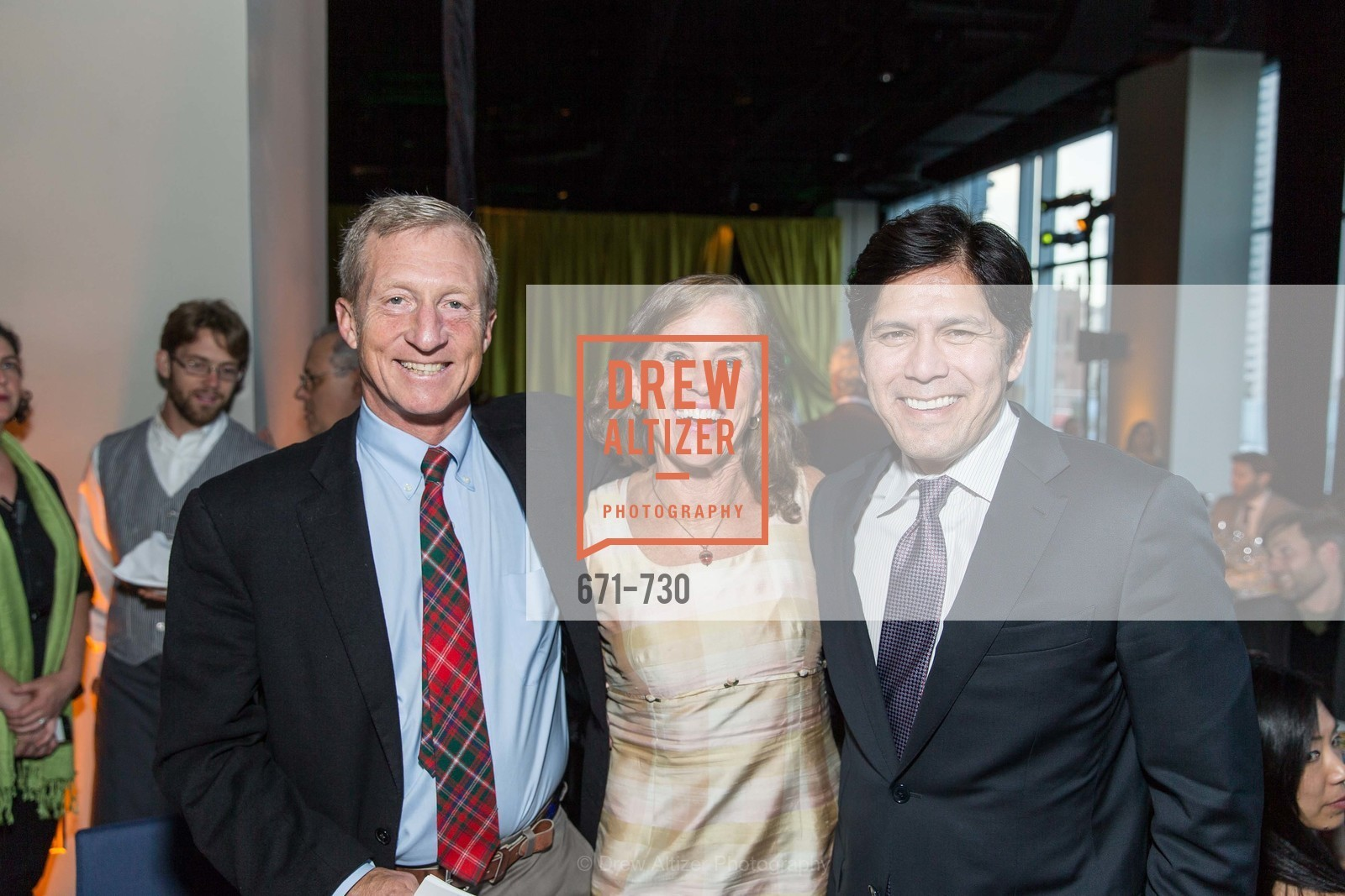 Tom Steyer, Kat Taylor, State Senator Kevin DeLeon, 2015 SIERRA CLUB Trail Blazers Ball, US, May 16th, 2015,Drew Altizer, Drew Altizer Photography, full-service agency, private events, San Francisco photographer, photographer california