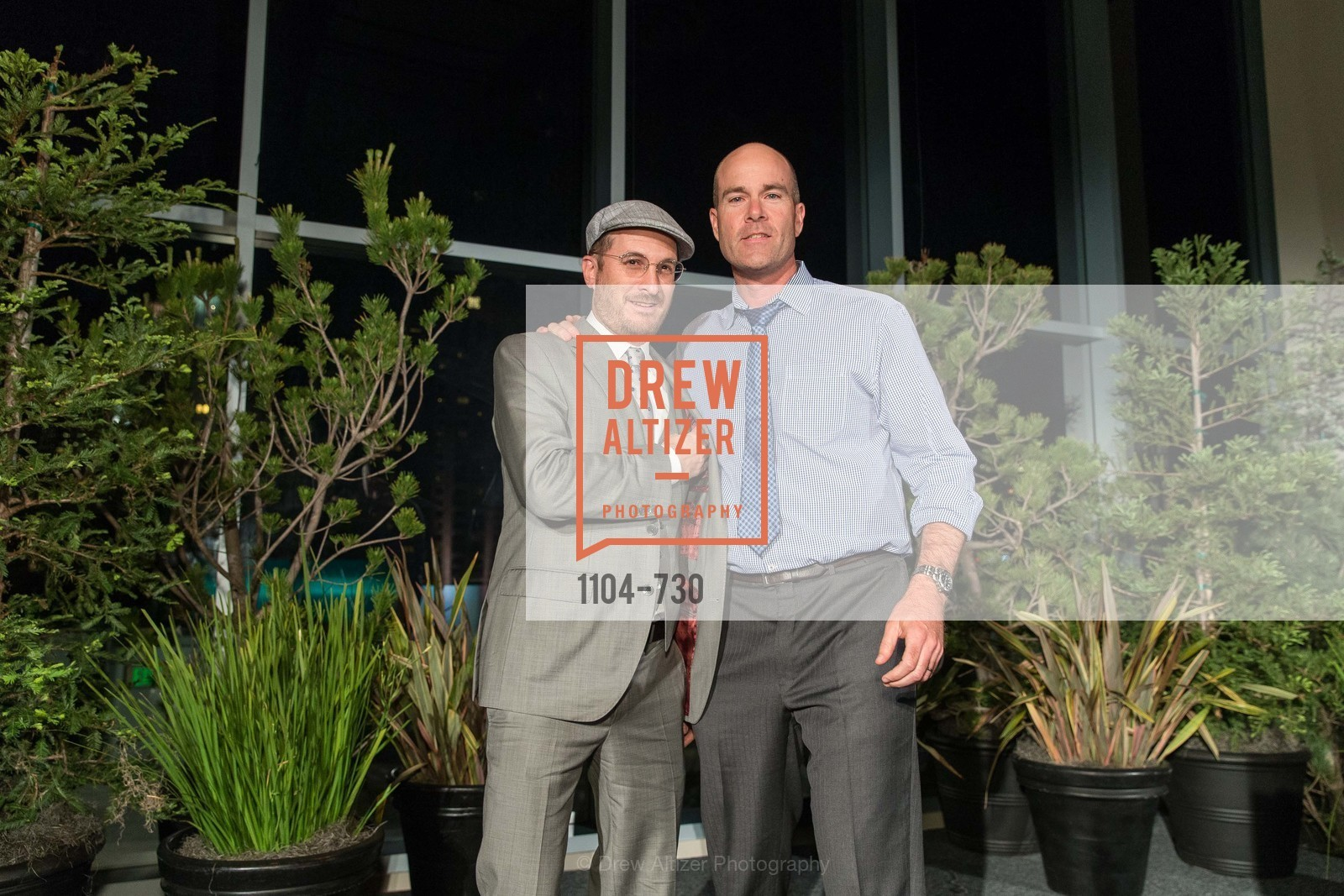 Darren Aronofsky, Michael Brune, 2015 SIERRA CLUB Trail Blazers Ball, US, May 16th, 2015,Drew Altizer, Drew Altizer Photography, full-service agency, private events, San Francisco photographer, photographer california
