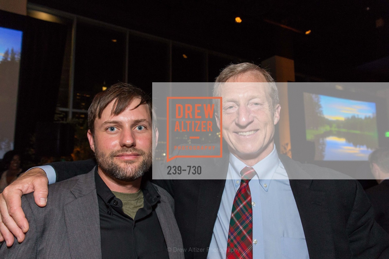 Jason Marks, Tom Steyer, 2015 SIERRA CLUB Trail Blazers Ball, US, May 16th, 2015,Drew Altizer, Drew Altizer Photography, full-service agency, private events, San Francisco photographer, photographer california