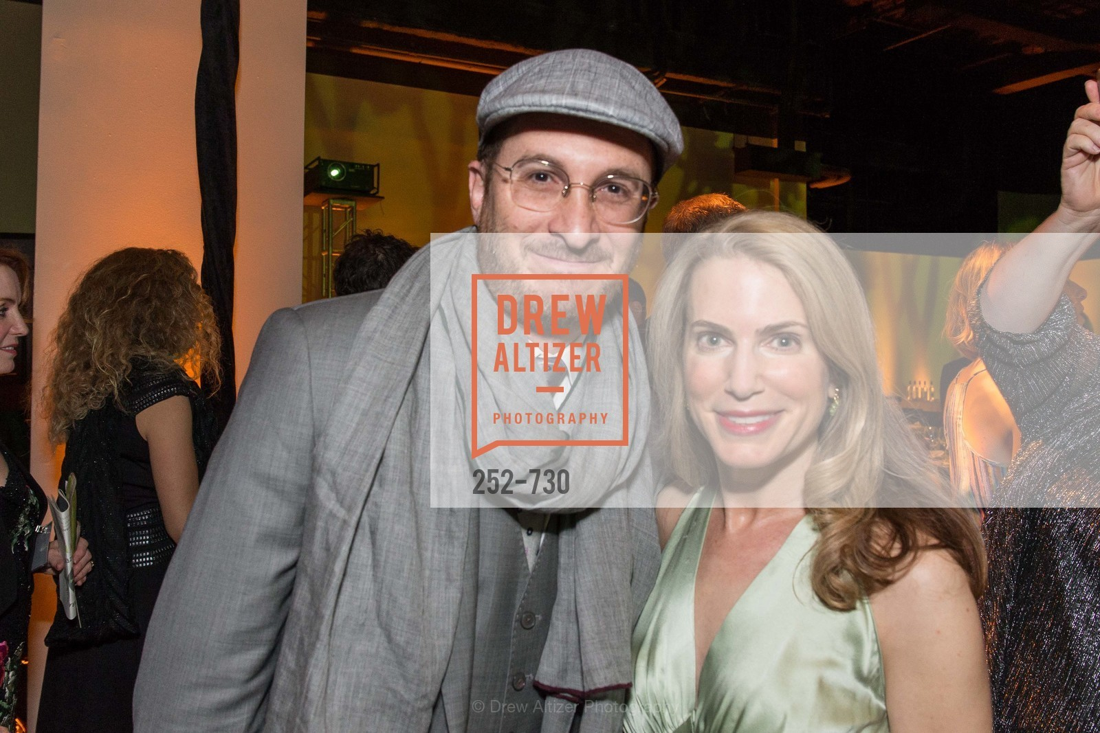 Darren Aronofsky, Nadine Weil, 2015 SIERRA CLUB Trail Blazers Ball, US, May 14th, 2015,Drew Altizer, Drew Altizer Photography, full-service agency, private events, San Francisco photographer, photographer california