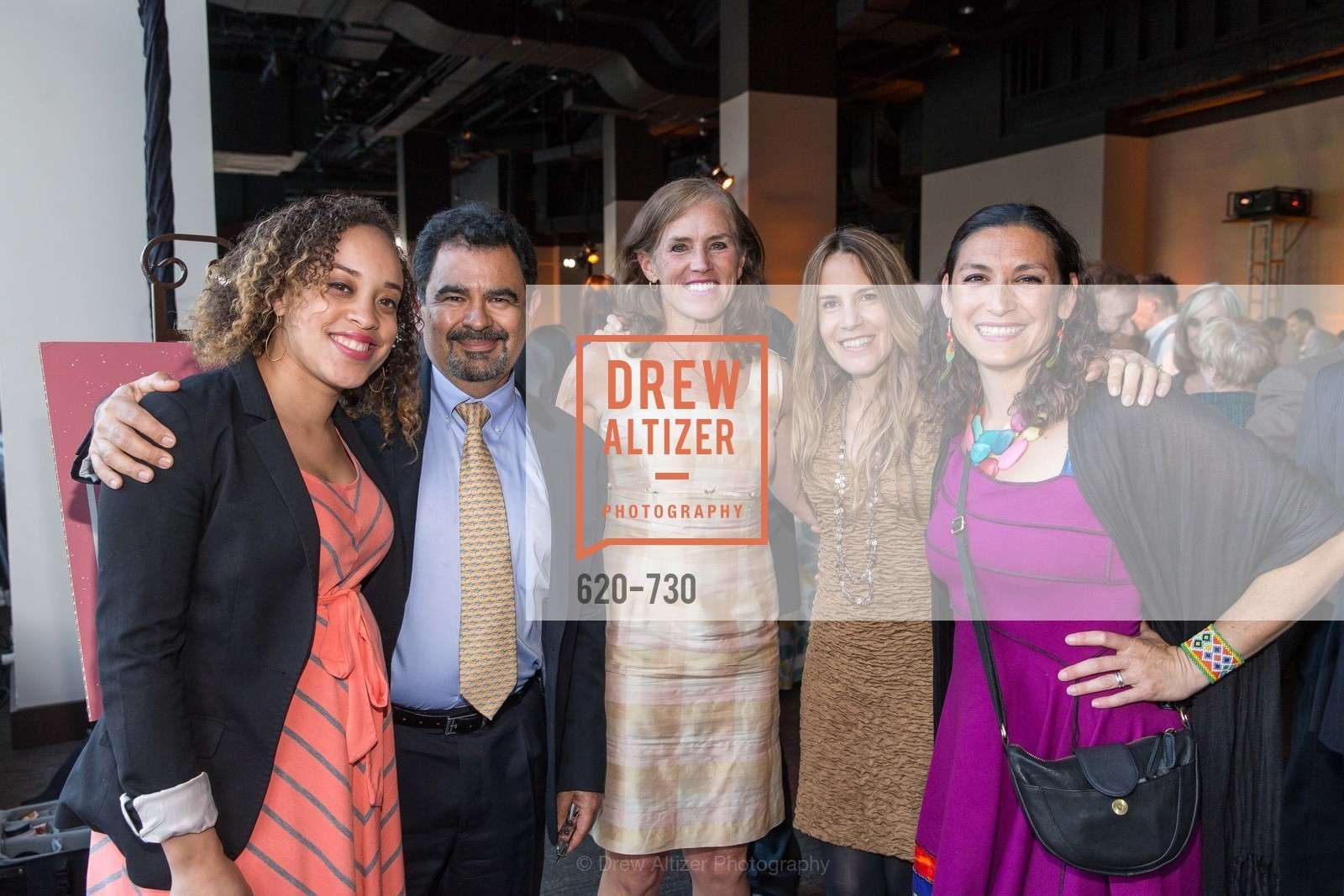 Andrea Walker, Salvador Menjidar, Kat Taylor, Lisa Hoyos, Leila Salazar Lopez, 2015 SIERRA CLUB Trail Blazers Ball, US, May 16th, 2015,Drew Altizer, Drew Altizer Photography, full-service agency, private events, San Francisco photographer, photographer california