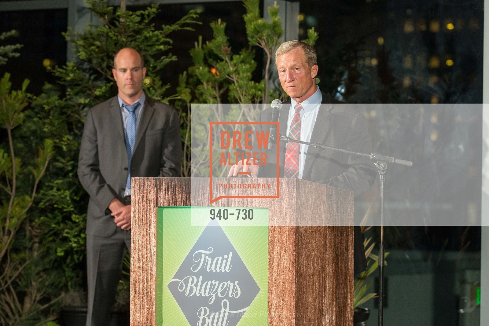 Michael Brune, Tom Steyer, 2015 SIERRA CLUB Trail Blazers Ball, US, May 14th, 2015,Drew Altizer, Drew Altizer Photography, full-service agency, private events, San Francisco photographer, photographer california