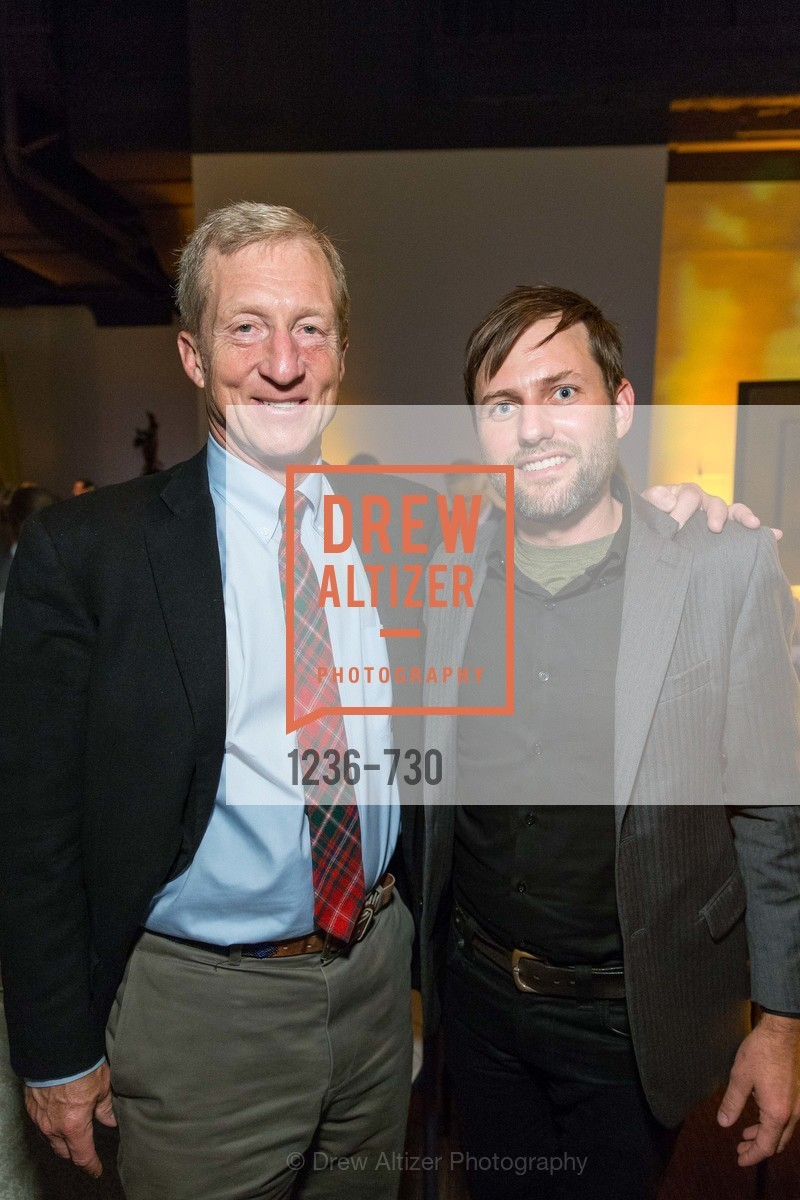 Tom Steyer, Jason Mark, 2015 SIERRA CLUB Trail Blazers Ball, US, May 16th, 2015,Drew Altizer, Drew Altizer Photography, full-service agency, private events, San Francisco photographer, photographer california