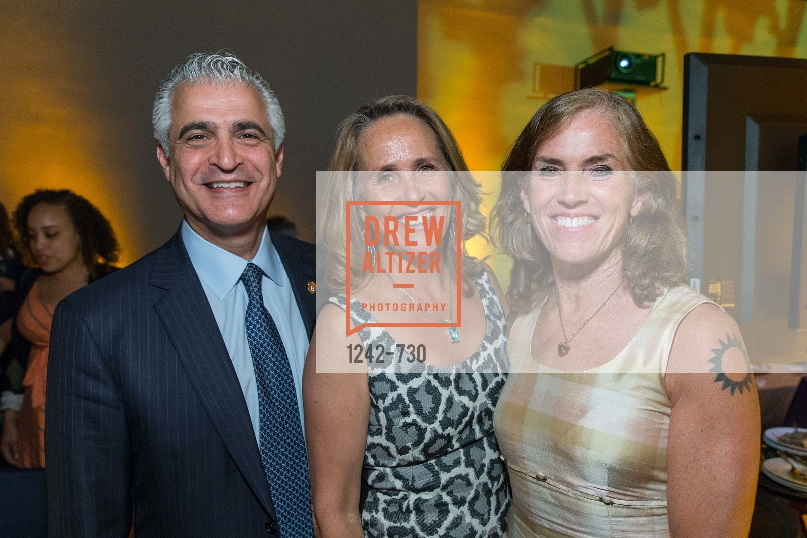 Dan Skaff, Michelle Skaff, Kat Taylor, 2015 SIERRA CLUB Trail Blazers Ball, US, May 16th, 2015,Drew Altizer, Drew Altizer Photography, full-service agency, private events, San Francisco photographer, photographer california
