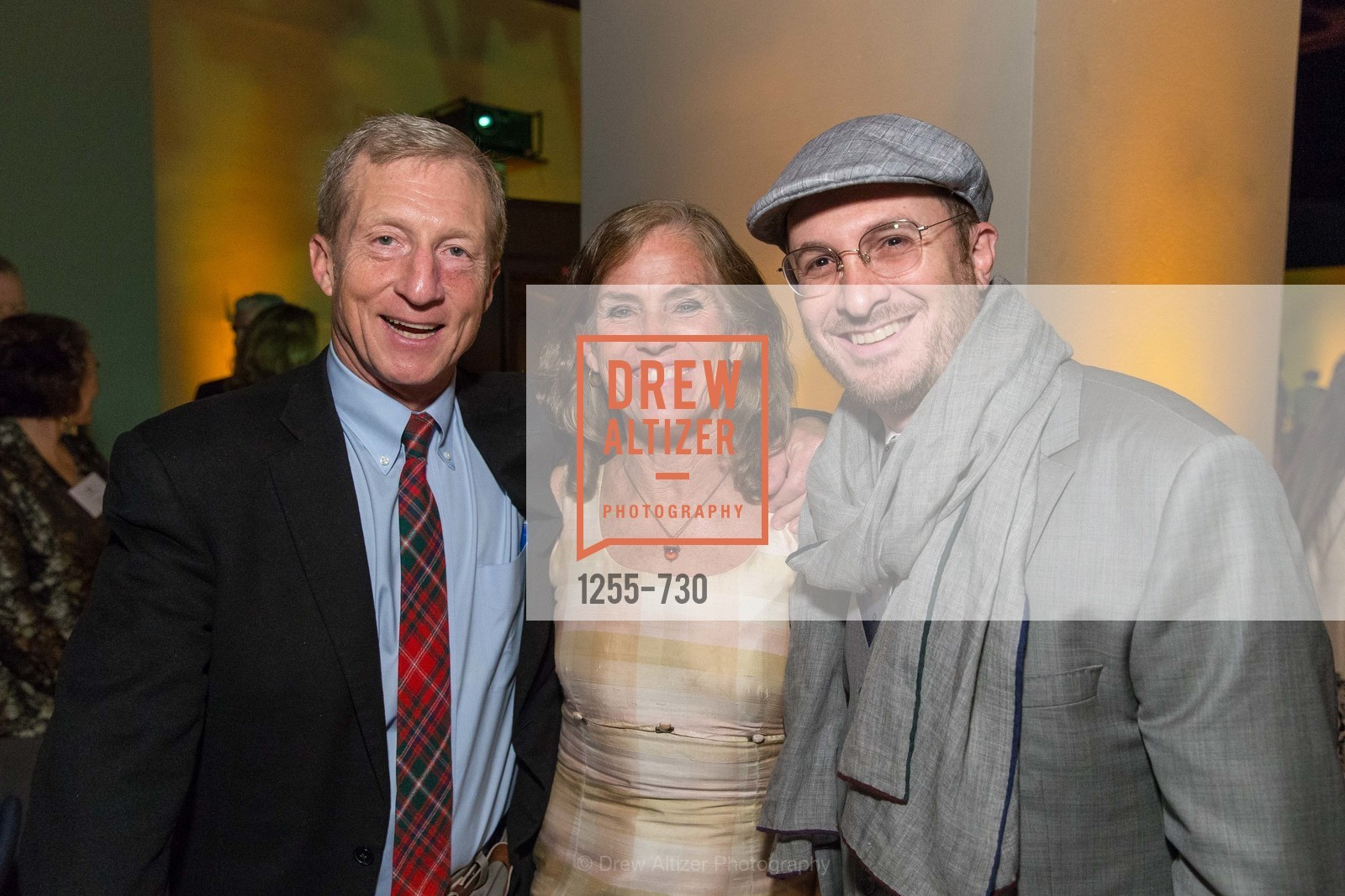 Tom Steyer, Kat Taylor, Darren Aronofsky, 2015 SIERRA CLUB Trail Blazers Ball, US, May 16th, 2015,Drew Altizer, Drew Altizer Photography, full-service agency, private events, San Francisco photographer, photographer california
