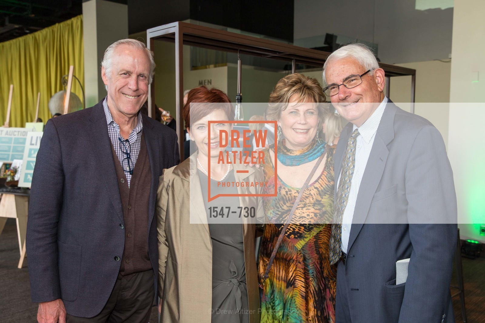 Bill Fisher, Michelle Fisher, Jeanine Saperstein, Michael Abkin, 2015 SIERRA CLUB Trail Blazers Ball, US, May 16th, 2015,Drew Altizer, Drew Altizer Photography, full-service agency, private events, San Francisco photographer, photographer california