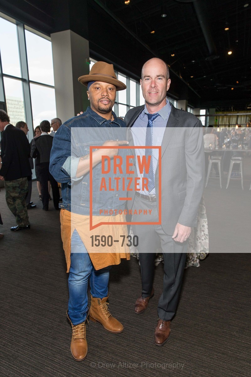Malik Yusef, Michael Brune, 2015 SIERRA CLUB Trail Blazers Ball, US, May 16th, 2015,Drew Altizer, Drew Altizer Photography, full-service agency, private events, San Francisco photographer, photographer california