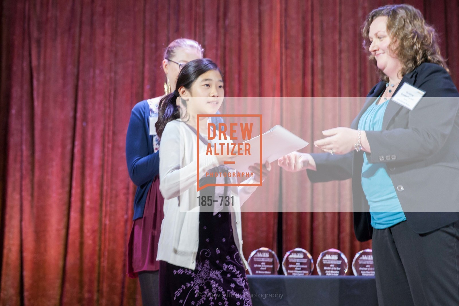 Audrey Choi, Christina Grossenbacher, WOMEN'S TRANSPORTATION SEMINAR SF Bay Area Chapter Annual Scholarship Awards, US, May 14th, 2015,Drew Altizer, Drew Altizer Photography, full-service agency, private events, San Francisco photographer, photographer california