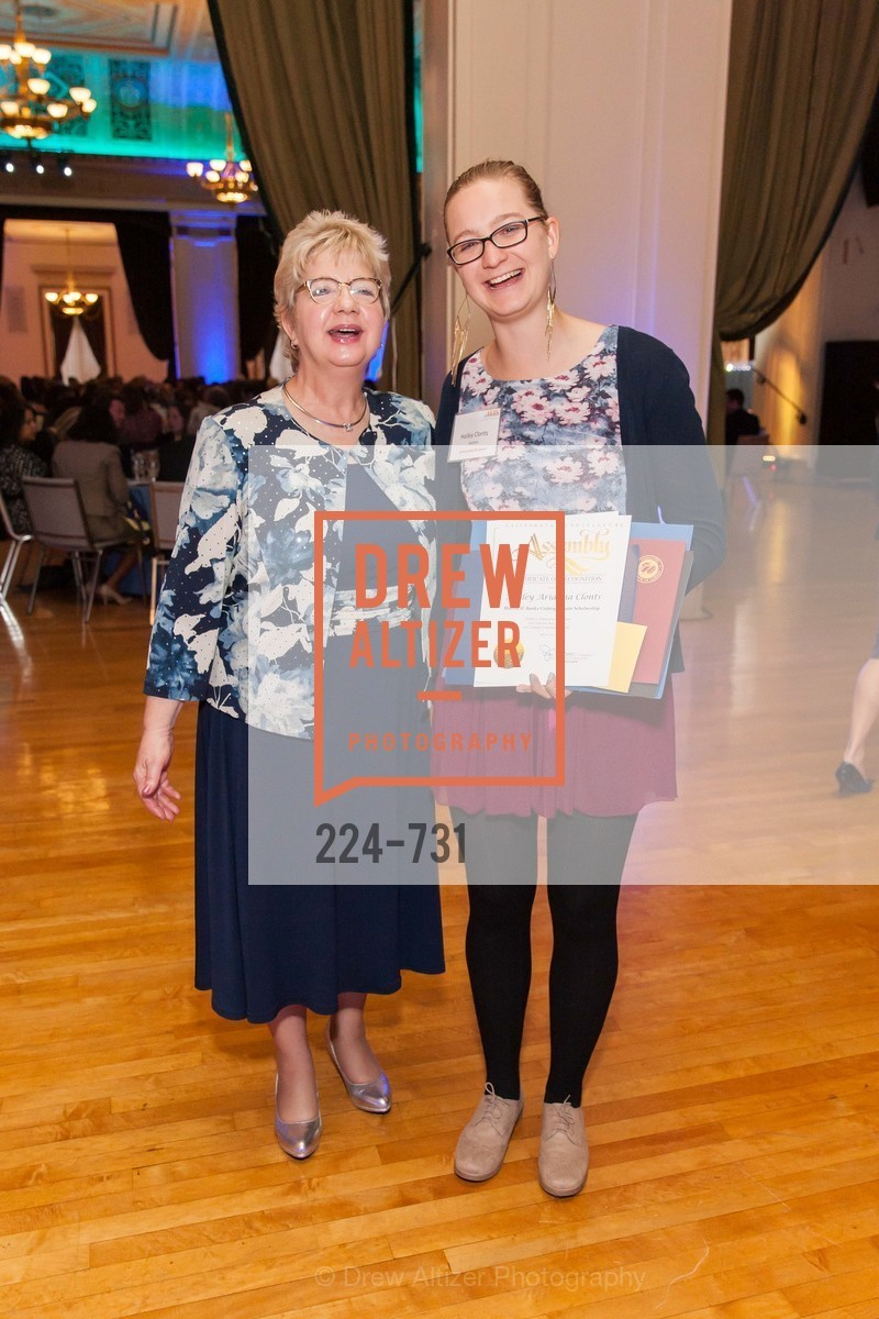 Darlene Gee, Hailey Clont, WOMEN'S TRANSPORTATION SEMINAR SF Bay Area Chapter Annual Scholarship Awards, US, May 15th, 2015,Drew Altizer, Drew Altizer Photography, full-service event agency, private events, San Francisco photographer, photographer California