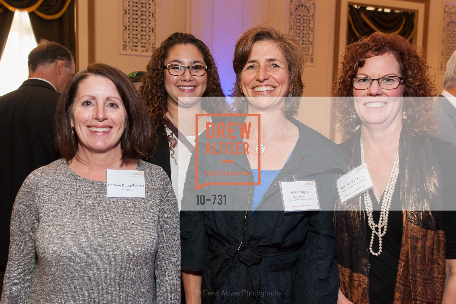 Corinne Dutra-Roberts, Aminta Kouyate, Tess Lengyel, Merrie DUFRENE, WOMEN'S TRANSPORTATION SEMINAR SF Bay Area Chapter Annual Scholarship Awards, US, May 14th, 2015,Drew Altizer, Drew Altizer Photography, full-service agency, private events, San Francisco photographer, photographer california