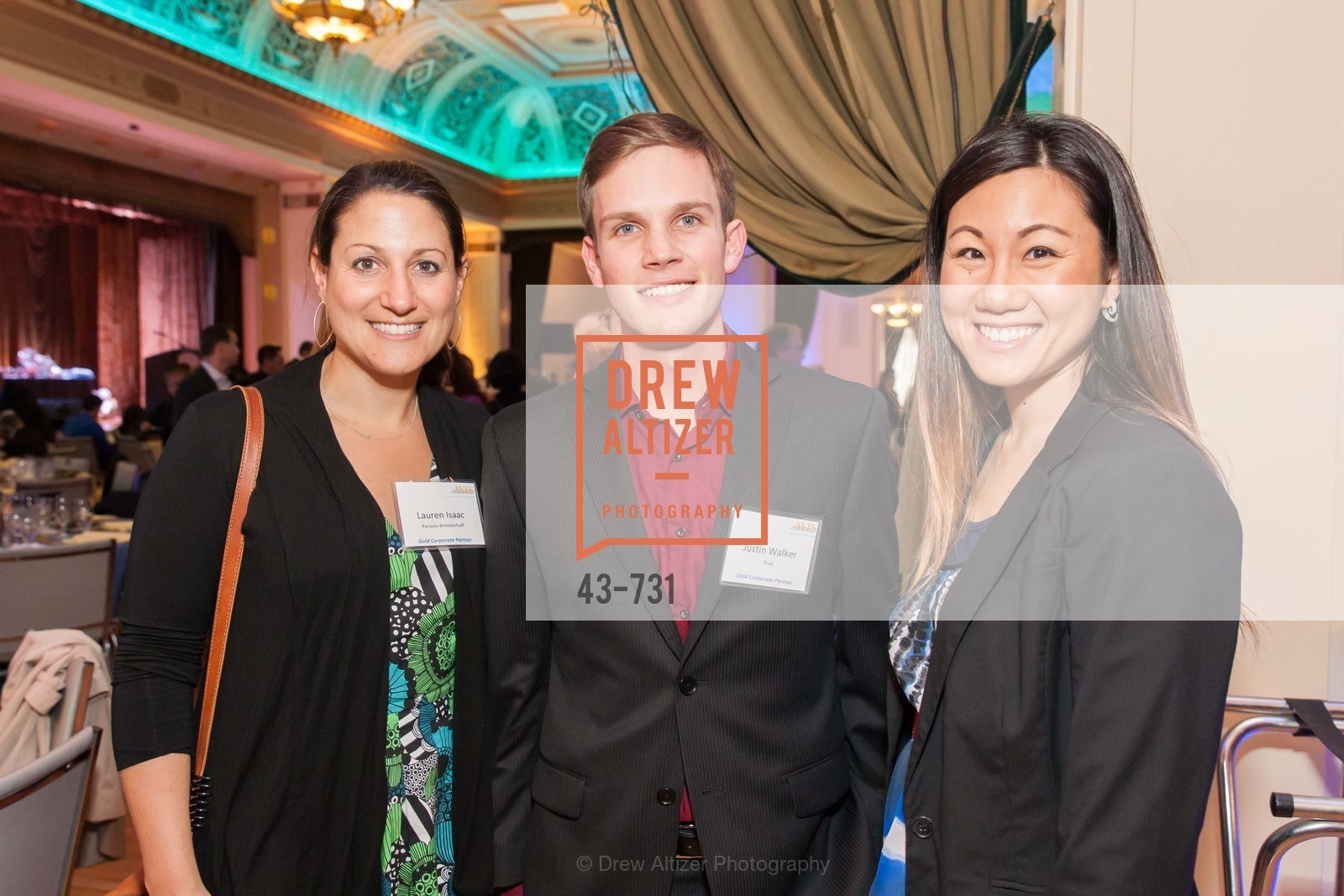 Lauren Isaac, Justin Walker, Sharon Lily, WOMEN'S TRANSPORTATION SEMINAR SF Bay Area Chapter Annual Scholarship Awards, US, May 15th, 2015,Drew Altizer, Drew Altizer Photography, full-service agency, private events, San Francisco photographer, photographer california