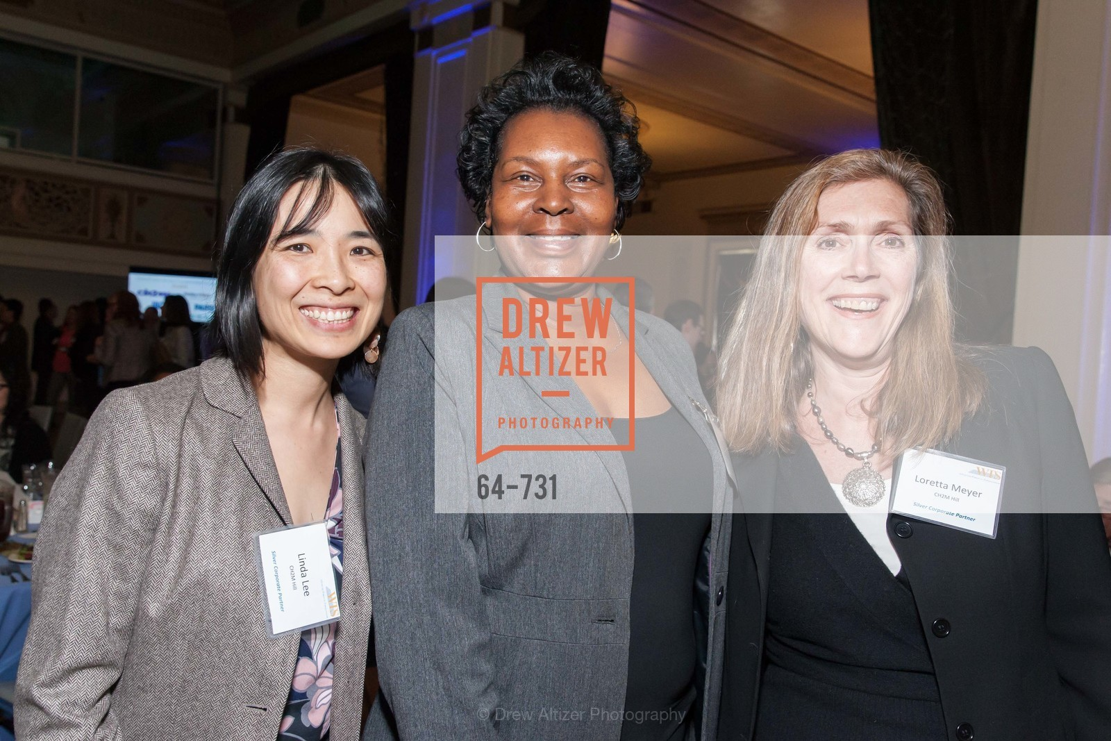 Linda Lee, Loretta Meyer, WOMEN'S TRANSPORTATION SEMINAR SF Bay Area Chapter Annual Scholarship Awards, US, May 15th, 2015,Drew Altizer, Drew Altizer Photography, full-service event agency, private events, San Francisco photographer, photographer California