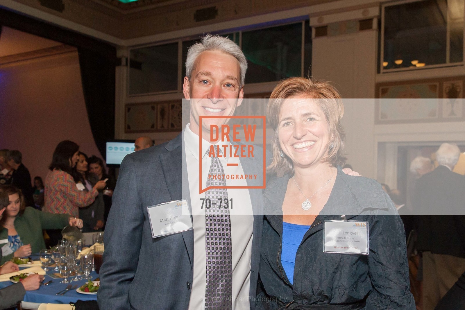 Matt Henry, Tess Lengyel, WOMEN'S TRANSPORTATION SEMINAR SF Bay Area Chapter Annual Scholarship Awards, US, May 15th, 2015,Drew Altizer, Drew Altizer Photography, full-service event agency, private events, San Francisco photographer, photographer California