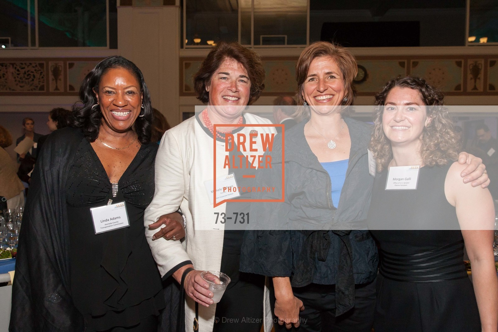 Linda Adams, Michele Bellows, Tess Lengyel, Morgan Galli, WOMEN'S TRANSPORTATION SEMINAR SF Bay Area Chapter Annual Scholarship Awards, US, May 15th, 2015,Drew Altizer, Drew Altizer Photography, full-service agency, private events, San Francisco photographer, photographer california