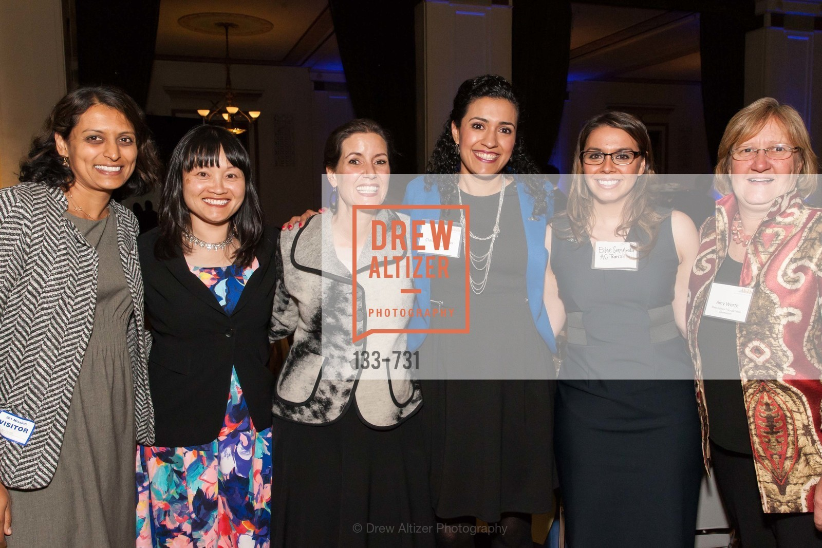 Ratna Amin, Libby Schaaf, Claudia Burgos, Estee Sepulveda, Amy Worth, WOMEN'S TRANSPORTATION SEMINAR SF Bay Area Chapter Annual Scholarship Awards, US, May 15th, 2015,Drew Altizer, Drew Altizer Photography, full-service agency, private events, San Francisco photographer, photographer california