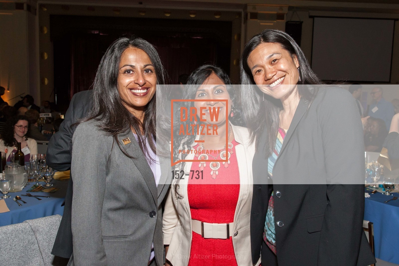 Charissa Frank, Sajeena, Camille Tsao, WOMEN'S TRANSPORTATION SEMINAR SF Bay Area Chapter Annual Scholarship Awards, US, May 15th, 2015,Drew Altizer, Drew Altizer Photography, full-service agency, private events, San Francisco photographer, photographer california