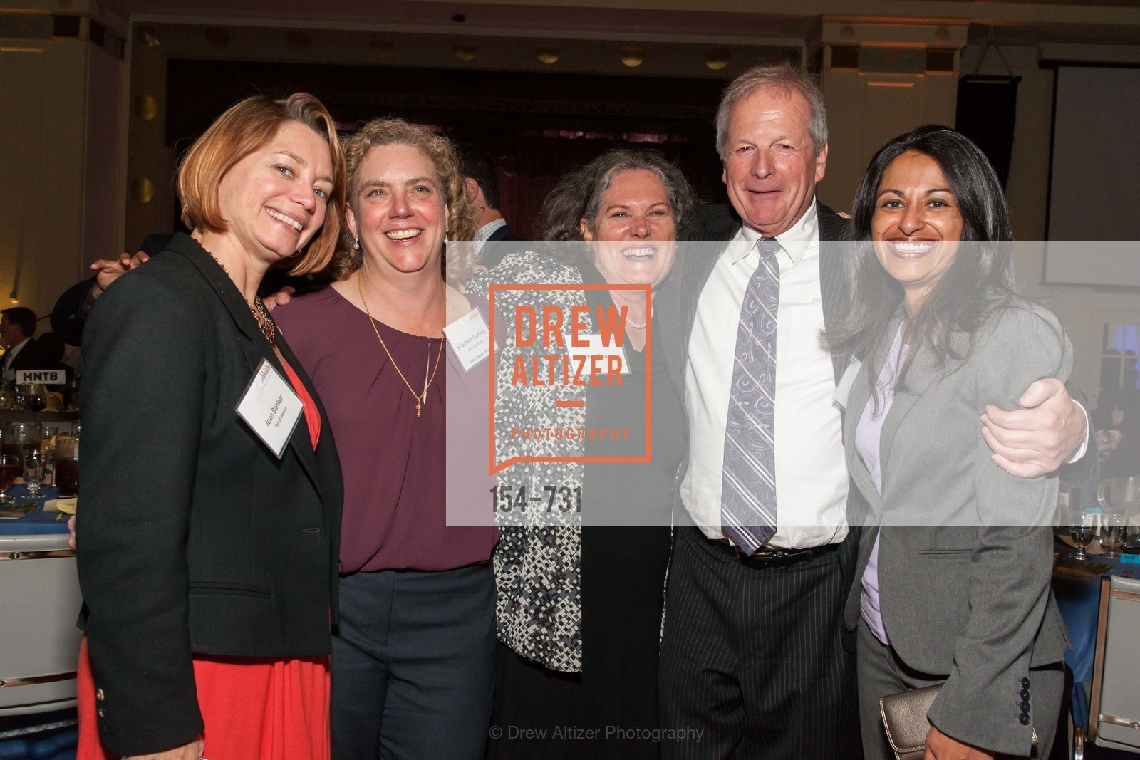 Jean Banker, Shannon Gaffney, Christine Monsen, Mark Green, Charisse Frank, WOMEN'S TRANSPORTATION SEMINAR SF Bay Area Chapter Annual Scholarship Awards, US, May 15th, 2015,Drew Altizer, Drew Altizer Photography, full-service agency, private events, San Francisco photographer, photographer california