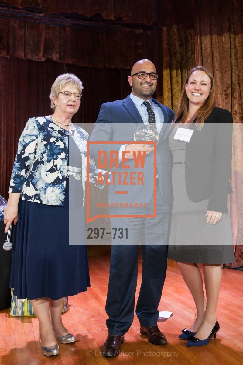 Darlene Gee, Arash Monsefan, Megal Channell, WOMEN'S TRANSPORTATION SEMINAR SF Bay Area Chapter Annual Scholarship Awards, US, May 15th, 2015,Drew Altizer, Drew Altizer Photography, full-service agency, private events, San Francisco photographer, photographer california