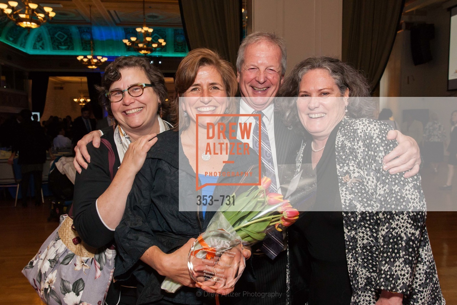 Tess Lengyel, Mark Green, Christine Monsen, WOMEN'S TRANSPORTATION SEMINAR SF Bay Area Chapter Annual Scholarship Awards, US, May 15th, 2015,Drew Altizer, Drew Altizer Photography, full-service agency, private events, San Francisco photographer, photographer california