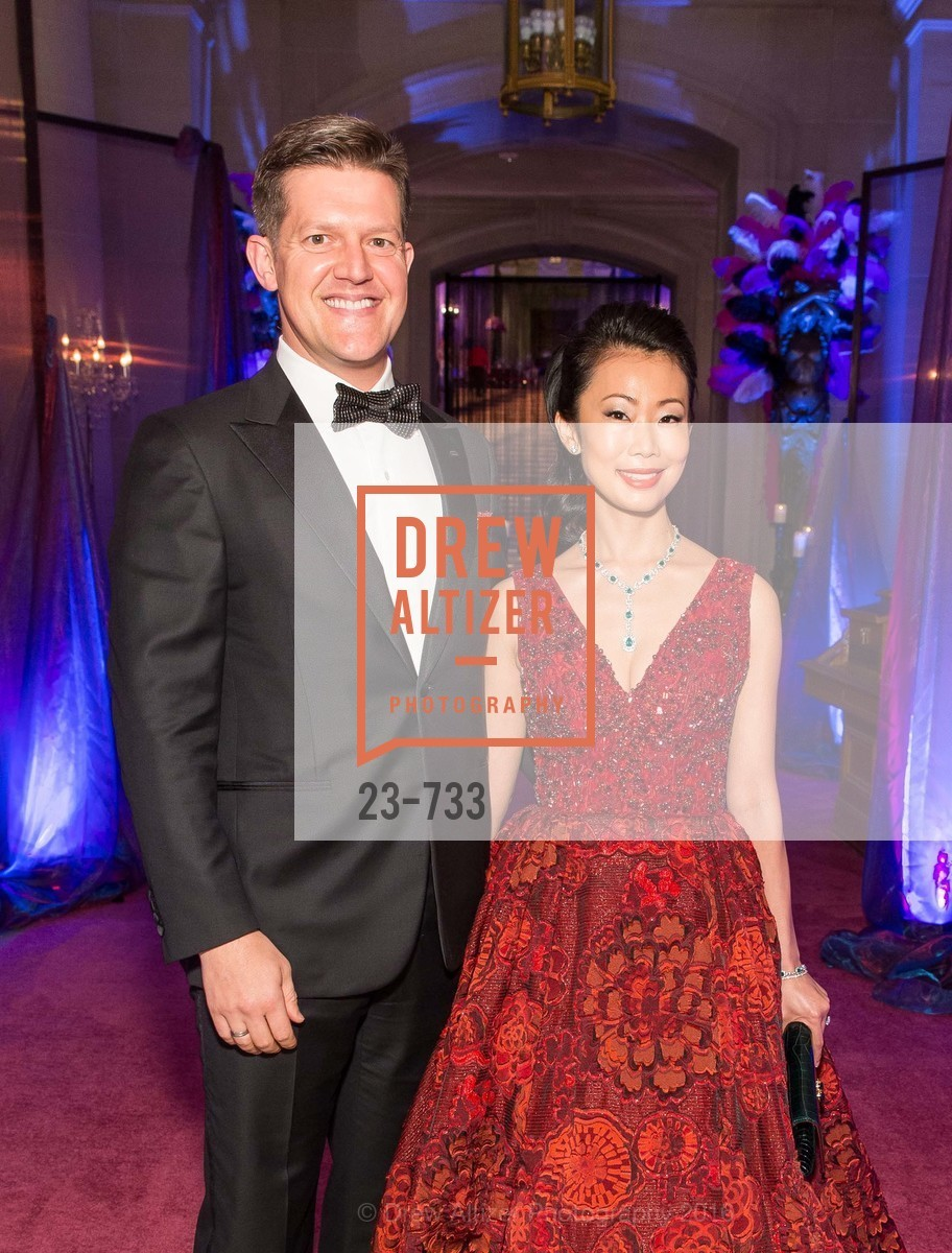 Roelof Botha, Huifen Chan, San Francisco Ballet 2016 Opening Night Gala, San Francisco City Hall. 1 Dr Carlton B Goodlett Pl, January 21st, 2016,Drew Altizer, Drew Altizer Photography, full-service agency, private events, San Francisco photographer, photographer california