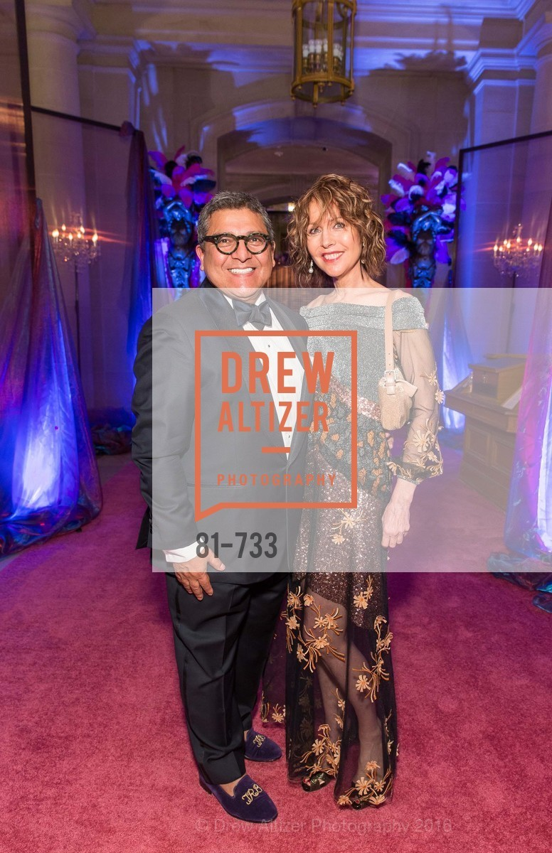 Riccardo Benavides, Christine Suppes, San Francisco Ballet 2016 Opening Night Gala, San Francisco City Hall. 1 Dr Carlton B Goodlett Pl, January 21st, 2016,Drew Altizer, Drew Altizer Photography, full-service agency, private events, San Francisco photographer, photographer california